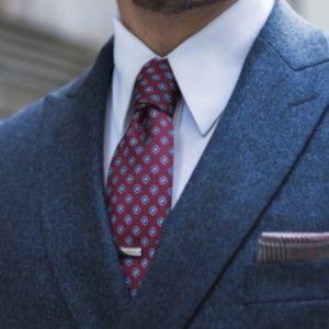 Sprezza x The Blacklist tie